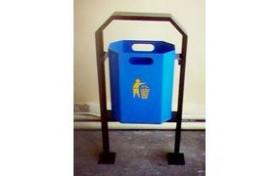 Coș pentru gunoi nr.23 pentru pardoseală sau betonare