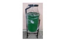 Coș pentru gunoi nr.33 pentru pardoseală sau betonare