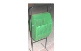 Coș pentru gunoi nr.5 pentru pardoseală sau betonare