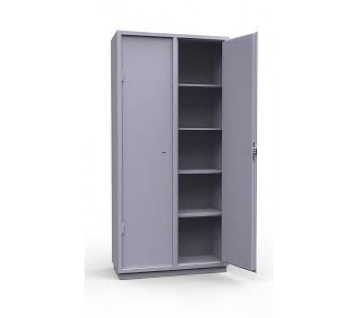 Dulapuri metalice pentru arhivă cu poliţe fixe sau reglabile